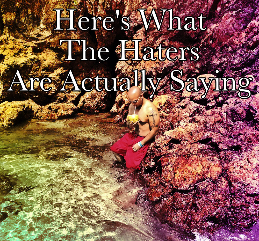 What the haters are actually saying Begotten Life