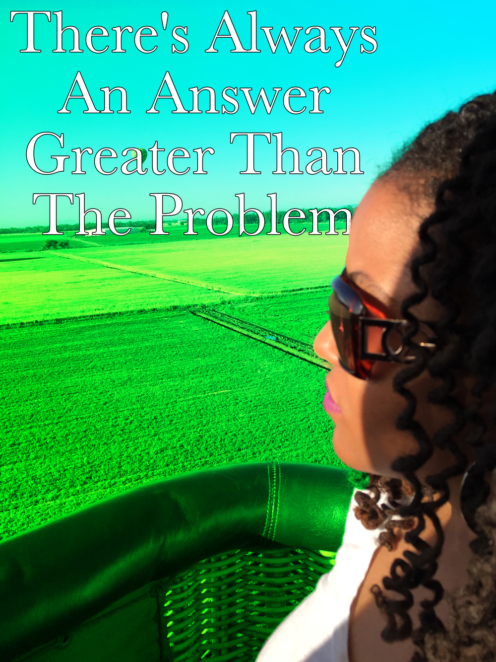 There's always an answer greater than the problem Begotten Life