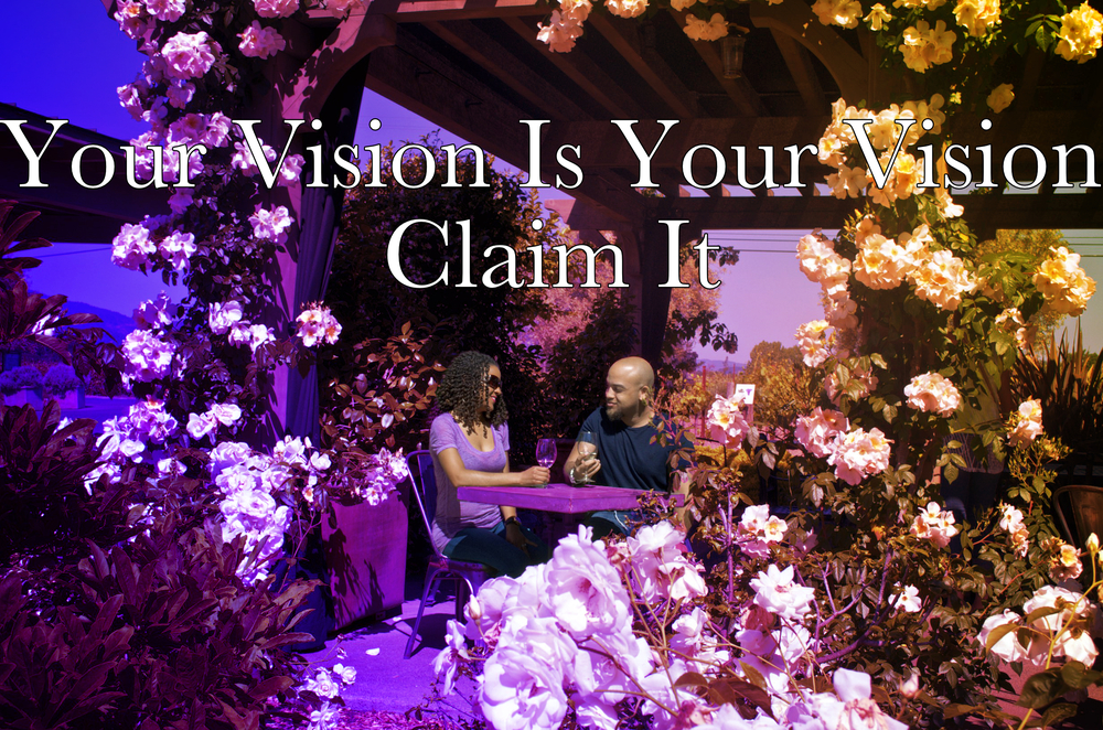 your vision claim it Begotten Life