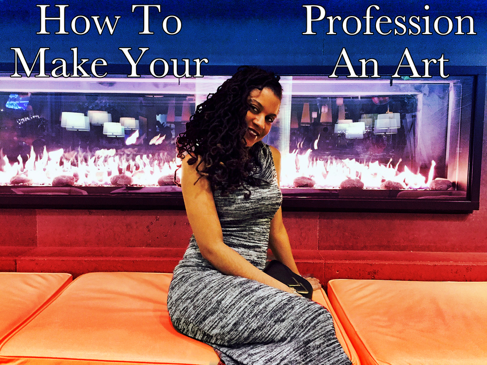 how to make your profession art Begotten Life