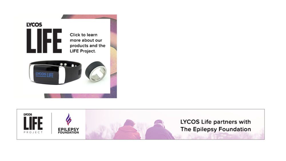 Custom, in network advertising for Lycos LIFE and the Lycos LIFE Project.