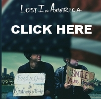 Please join us Tuesday, February 21st,  for an exclusive private charity viewing of the new documentary film Lost in America.  Click the banner above, or this link, to learn how to attend this event Lost In America is a feature-length documentary that follows director Rotimi Rainwater's journey in shining a light on youth homelessness in the US, and introduces you to kids on the street who tell you their incredibly intense and moving stories. This film is not for the faint of heart. It is real. It is raw. It inspires.