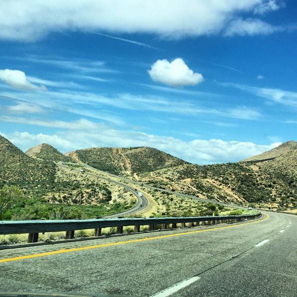 Eastern California
