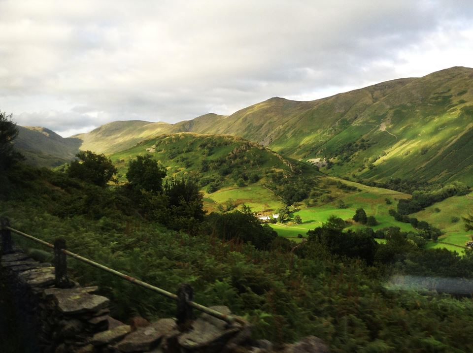 Northern English Countryside