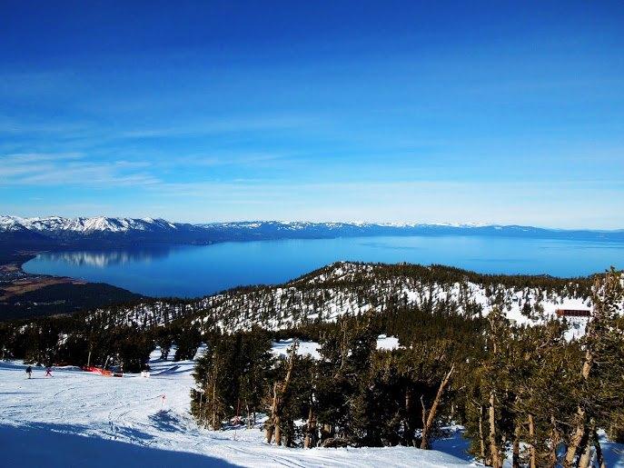 Lake Tahoe, Nevada/California