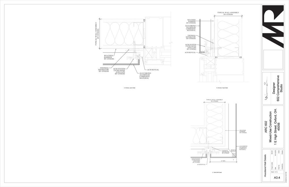 602 Studio - Sheet - A3-4 - Alucobond Wall Details.jpg