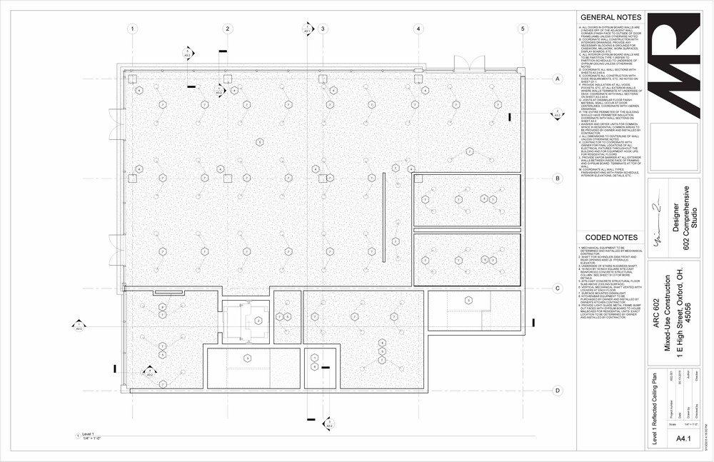 602 Studio - Sheet - A4-1 - Level 1 Reflected Ceiling Plan.jpg