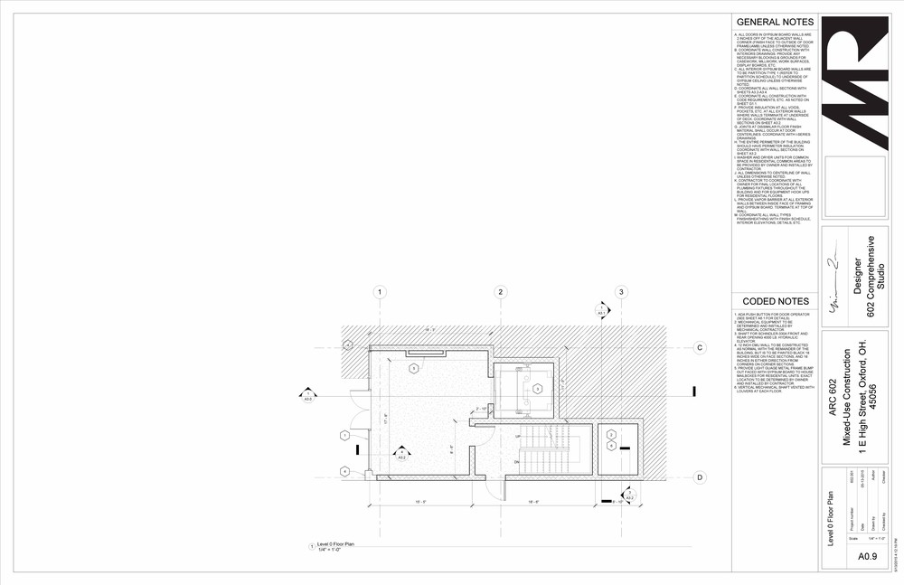 602 Studio - Sheet - A0-9 - Level 0 Floor Plan copy.jpg