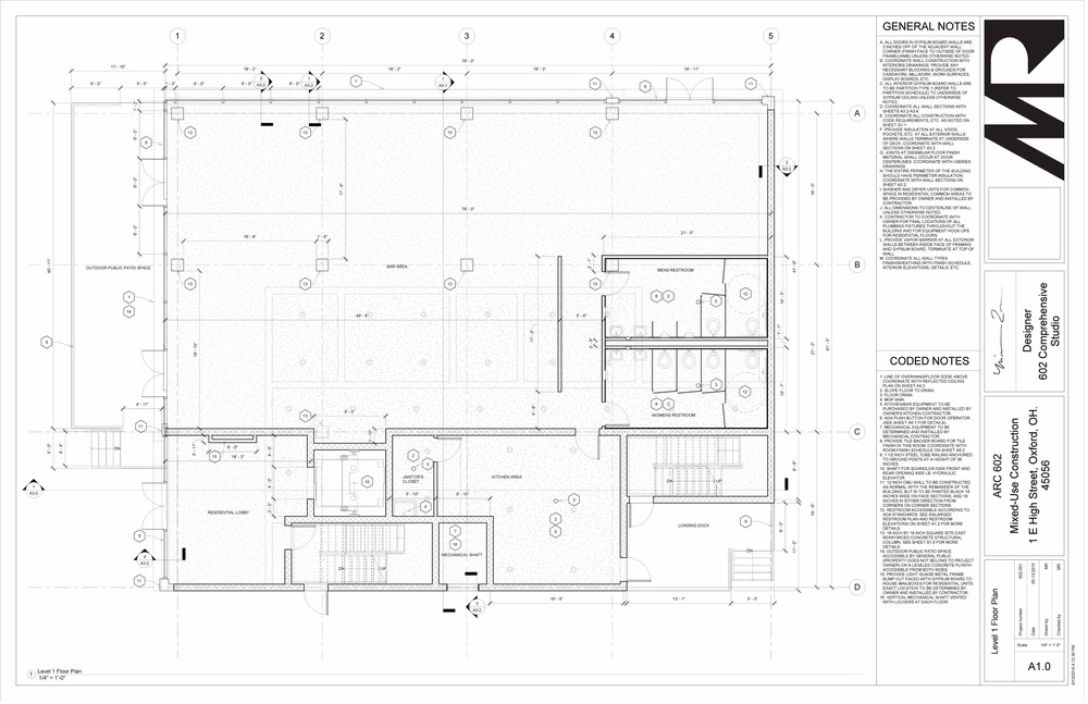 602 Studio - Sheet - A1-0 - Level 1 Floor Plan copy.jpg