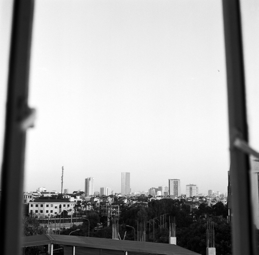 --in between--,    Hà Nội, Việt Nam , medium format (120MM), 18 x 14 inches, $30-50 unframed or $50-80 framed (sliding scale).