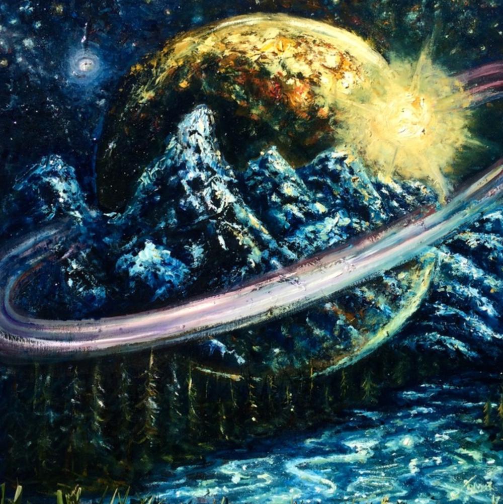 Conrad Hunt - Grand Saturnus