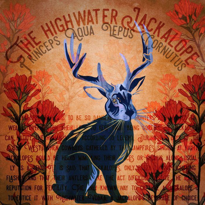 Ilka Hadock - Highwater Jackalope