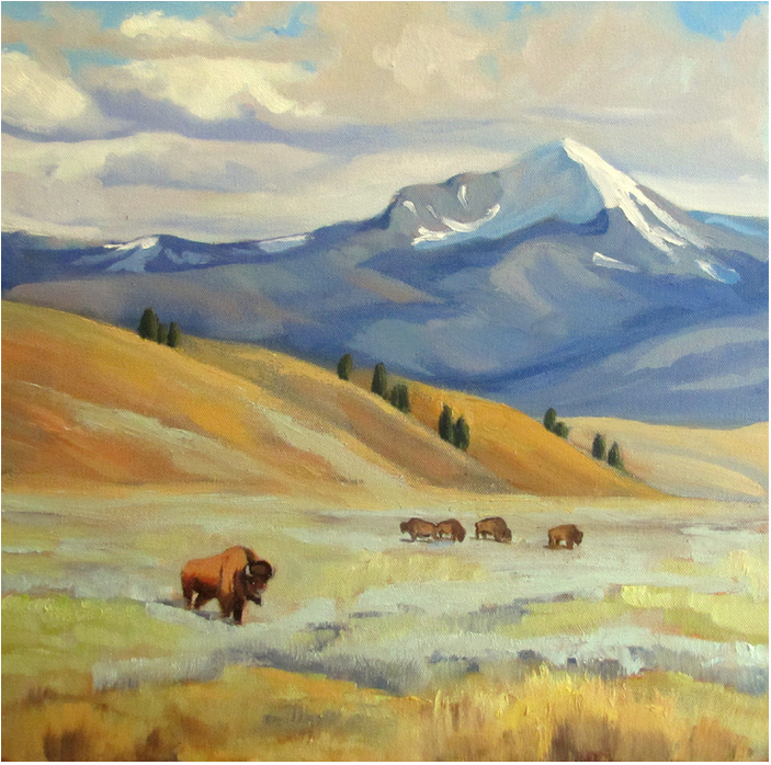 Alissa Hartmann - Wyoming