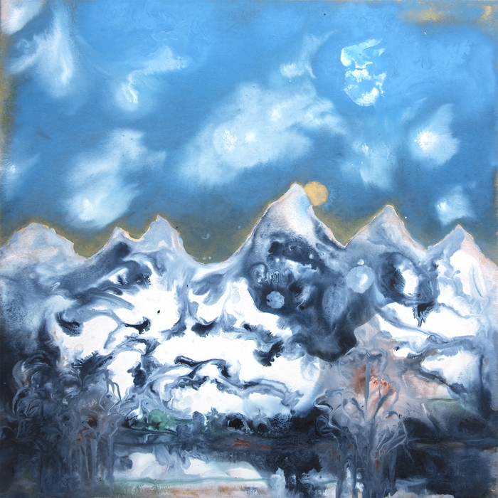 Sue Cedarholm - Winter Moon