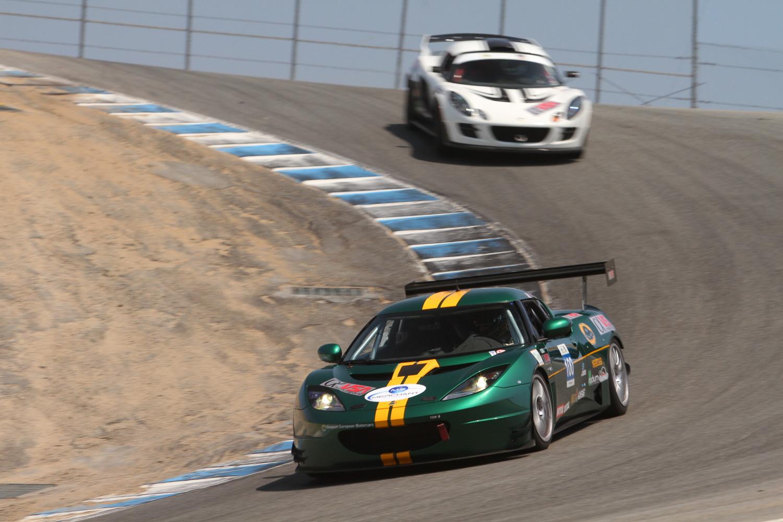 Round 3: Mazda Raceway Laguna Seca — Lotus Cup USA