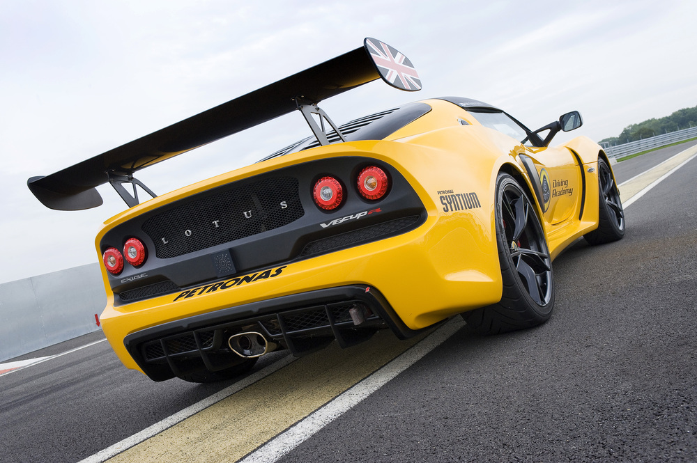 Lotus Racecars — Lotus Cup USA