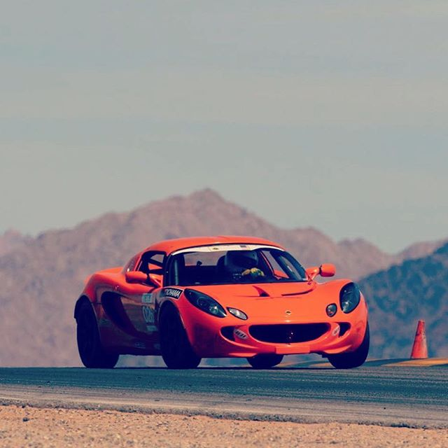 Cam Lancaster returned to Lotus Cup with two wins in the Production class at #chuckchella #lotuscars #lotuscup #lotuscupusa #onyokohamas #motul