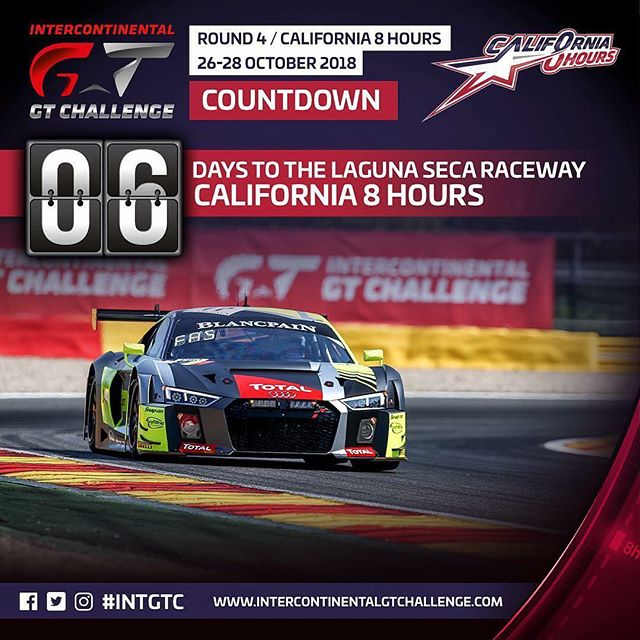 Our friends at @pirelliwc are hosting the second edition #Cal8h at @weathertechraceway this weekend. If you're in NorCal, check it out!