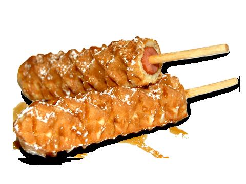 Umai Waffle Dog