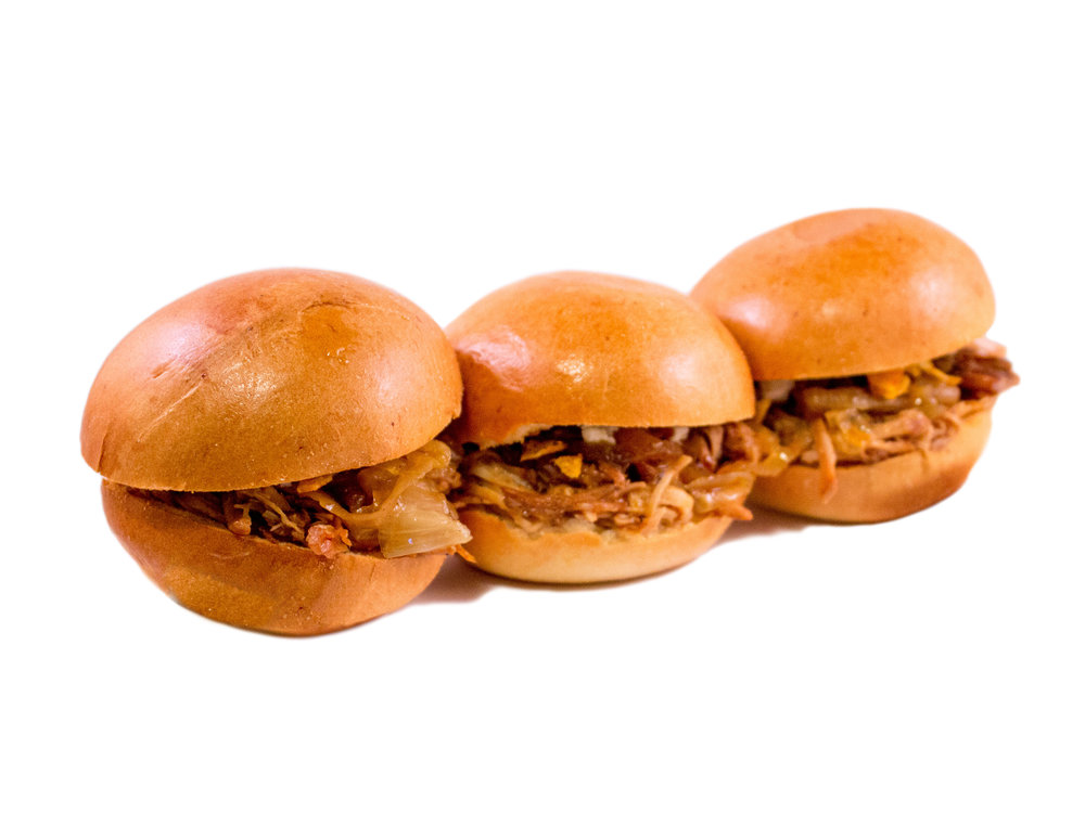 Brisket Sliders