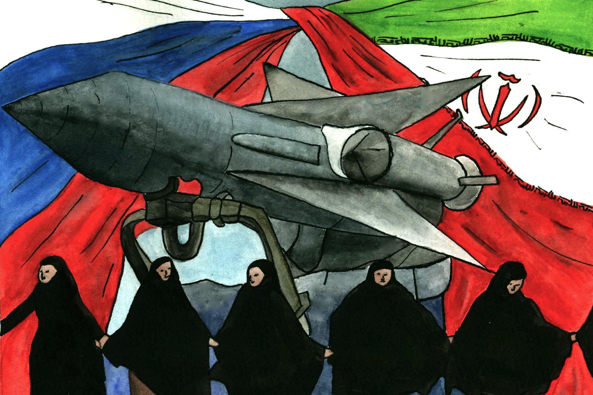 Russia Iran_1