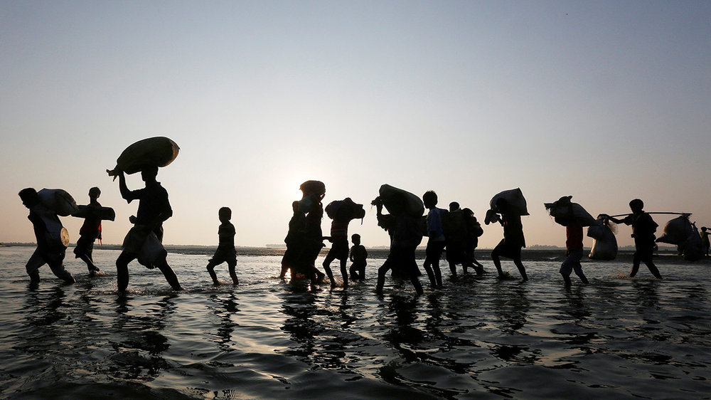 Heated Arguments and Cold Feet: Climate Change, Conflict, and Migration