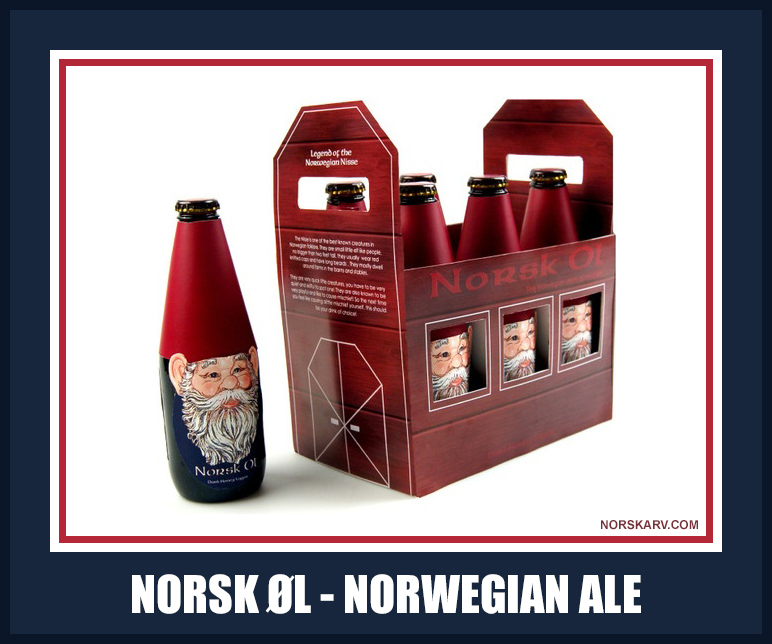 norsk ol beer ale gnome nisse meme norskarv norway alt for norge fun funny humor wild crazy
