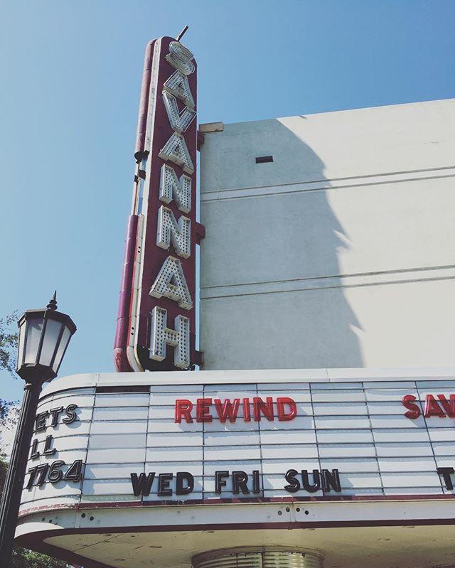 Art Deco is everywhere 👌 #Savannah #art