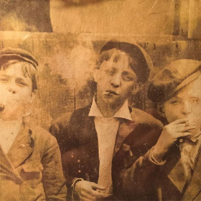 When we were young and free #brooklyn #art #history