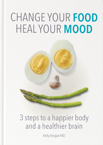 DOWNLOAD Dr Kelly Brogan's FREE E-BOOK: Change Your Food, Heal Your Mood and discover 3 simple steps to a healthier body and a healthier brain — without psychiatric drugs!