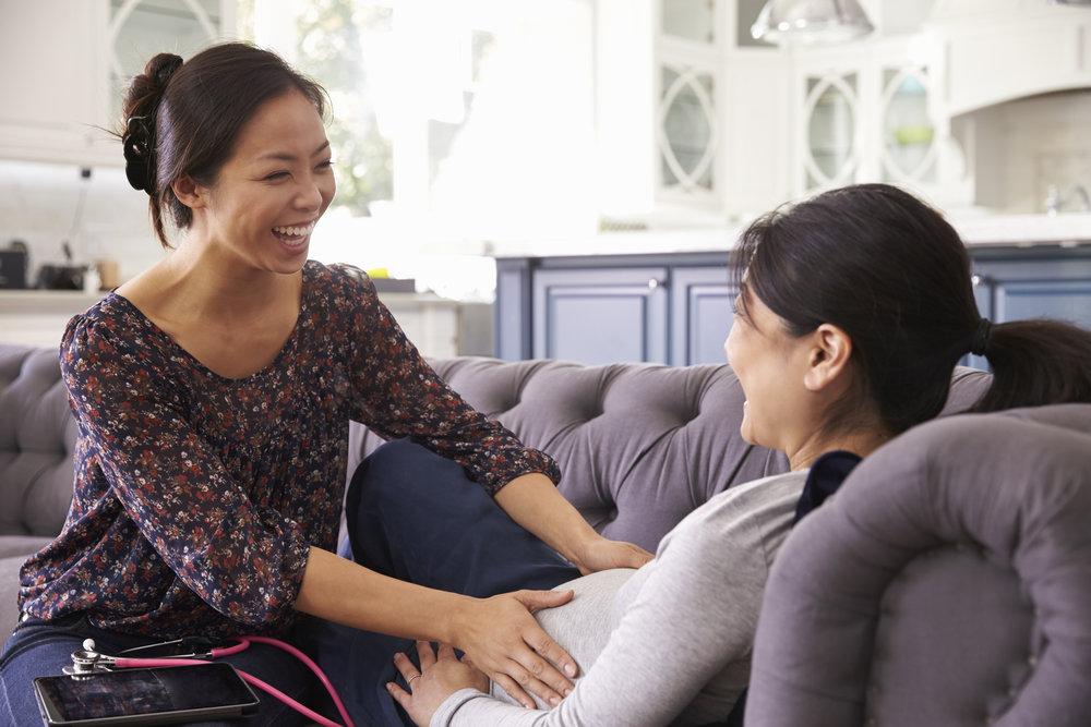 Aspiring Birth Professionals -