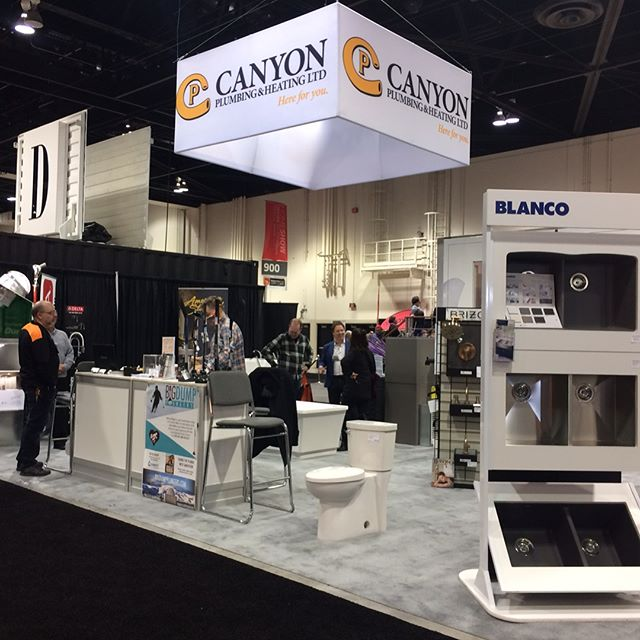 If you're in Calgary this weekend, head on down to the Calgary Renovation Show at the BMO Centre and stop by the Canyon Plumbing booth! Pretty excited that BigDump Plungers are being showcased, thanks Canyon!  #yyc #entrepreneur #plumbing #newbusiness #calgary #tradeshow #plumber #colaborate #shithappens #shithappensbuyaplunger #forshitsandgiggles #entrepreneurship