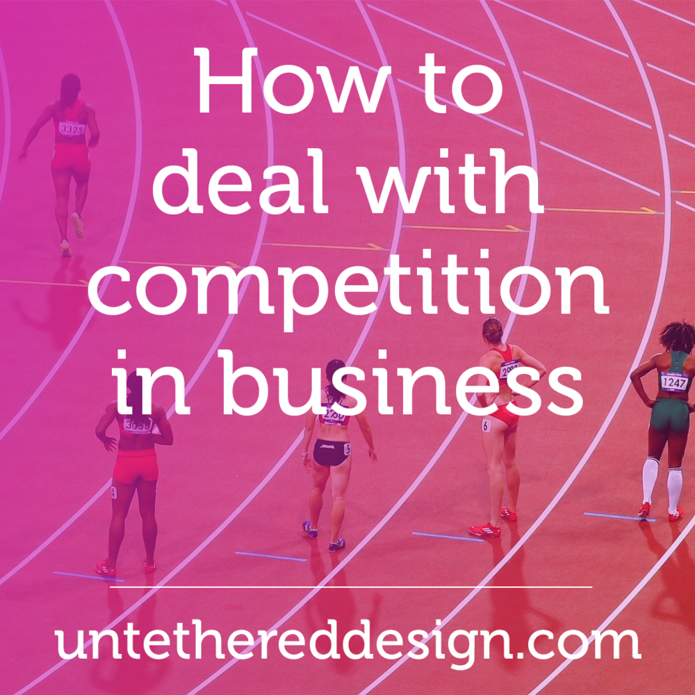 Watch How to Deal with Competition video