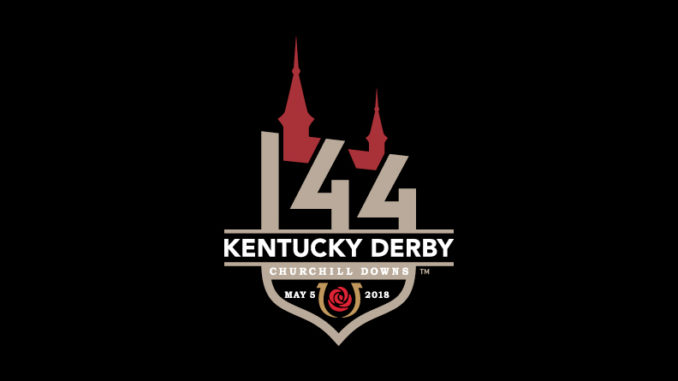 Courtesy of: http://www.brisnet.com/content/2017/06/churchill-downs-unveils-logo-2018-kentucky-derby/