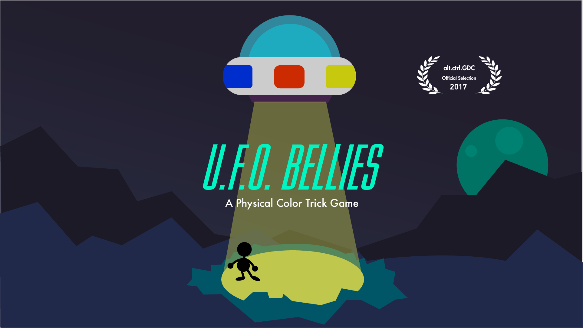 Color game trick - Game