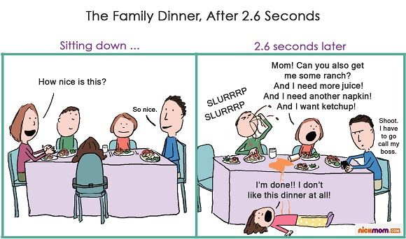 I love all of these cartoons by Adrienne Hedger, the talent behind the hilariously relatable nickmom and Hedger Humor cartoons.