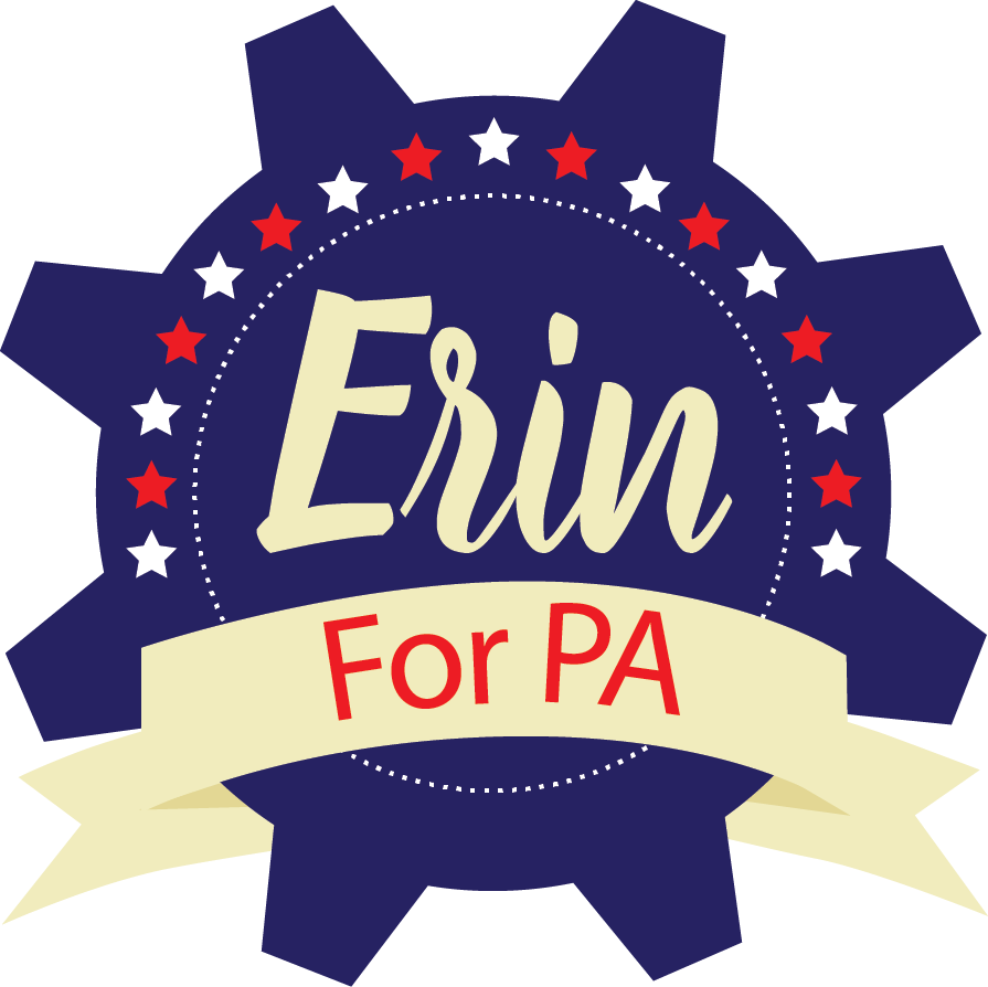 Erin McClelland for Pennsylvania
