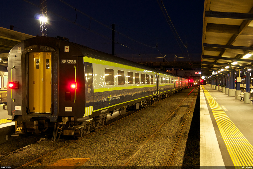 "SE ""Wairarapa"" train"