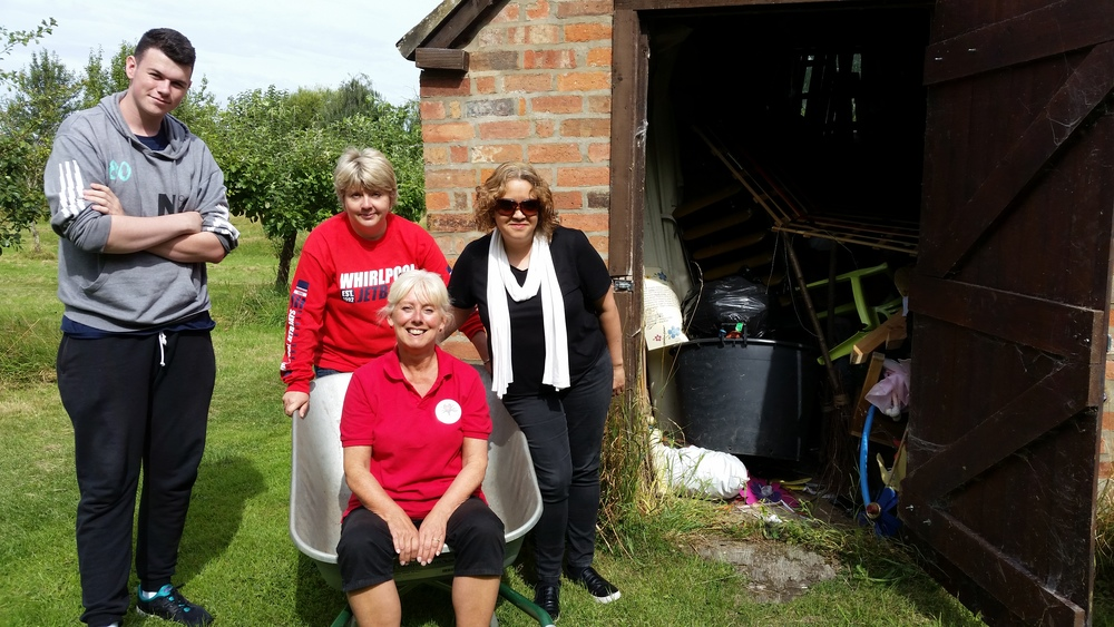 Jack, Carole, Annette and Ann at the Onion Shed.jpg