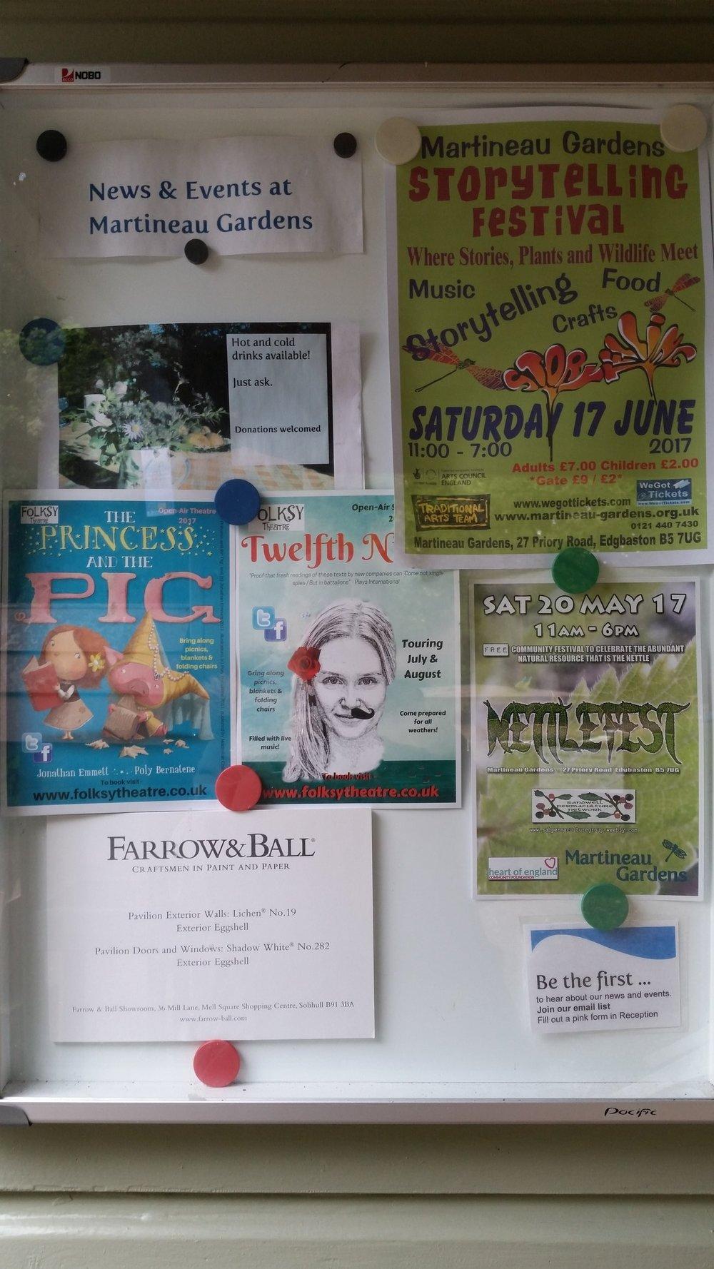 Martineau_garden_noticeboard.jpg