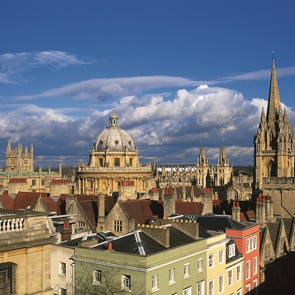 Oxford, City of Spires