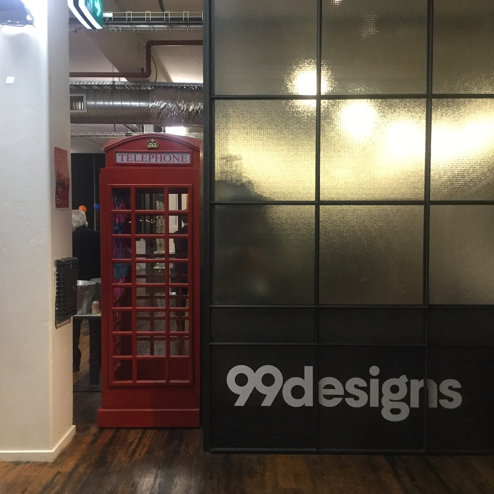 Welcome to 99designs