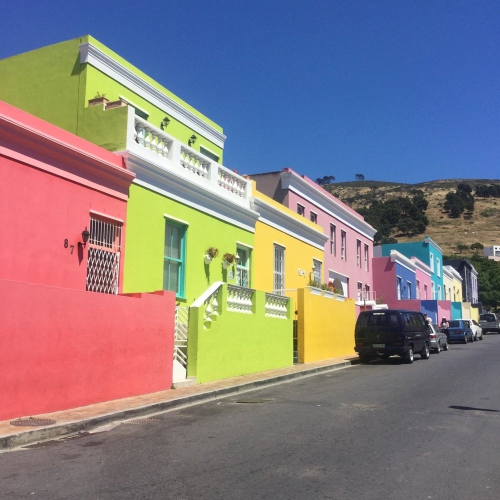 Mapping the charm of colourful Bo Kaap - Exploring the Cape Dutch and Cape Georgian architectural styles