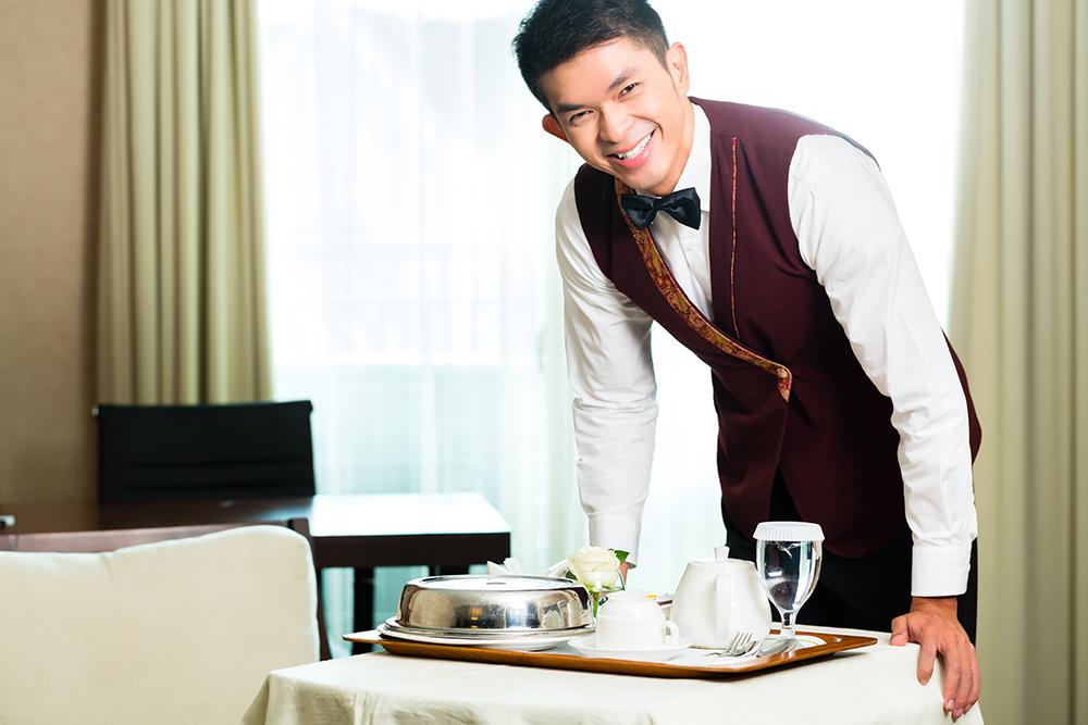 Essay on hotel service
