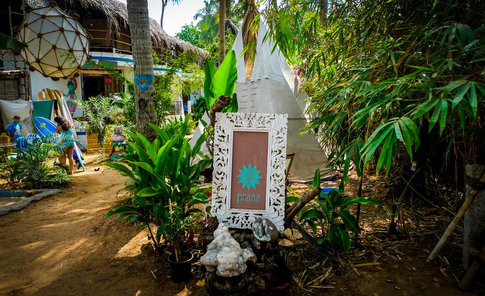 Prana Cafe je dio Vaayu-a u kojemu caruje ...