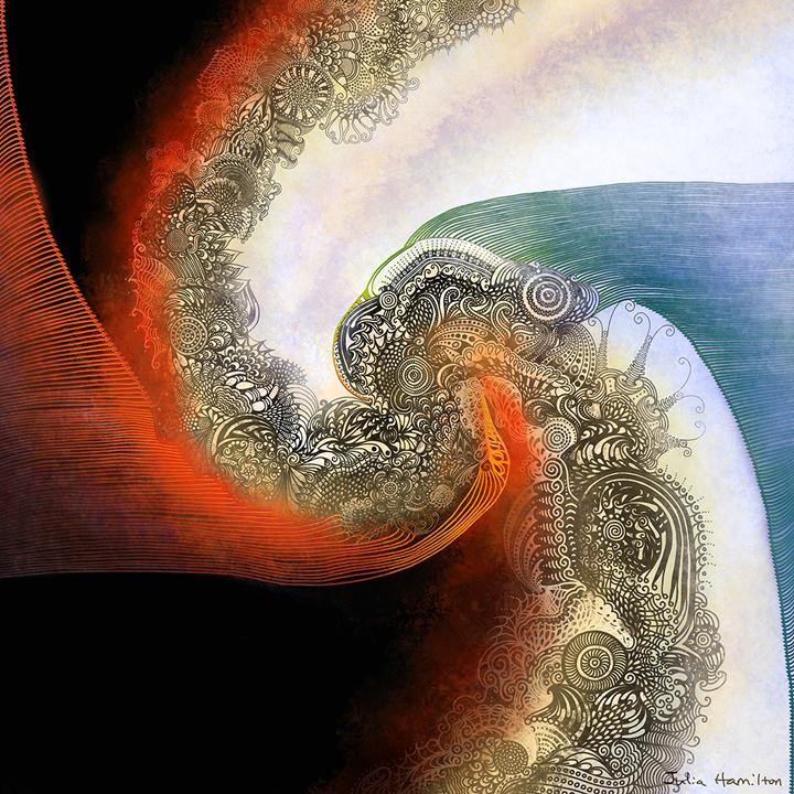 Particle Embrace