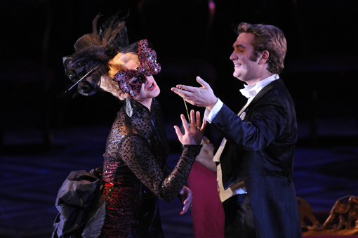 Die Fledermaus, Opéra National du Rhin