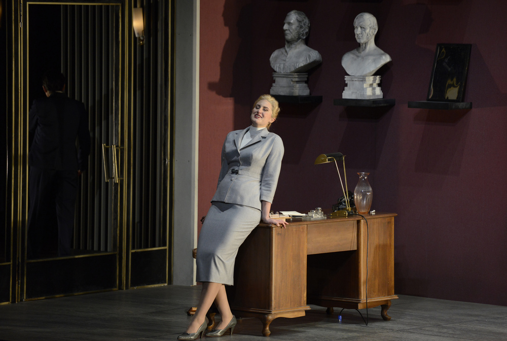 La Clemenza di Tito, Opéra National du Rhin