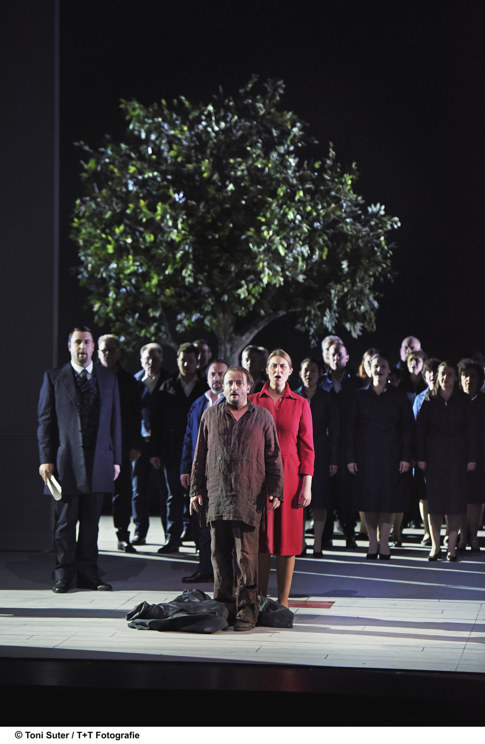 Fidelio, Theater St. Gallen