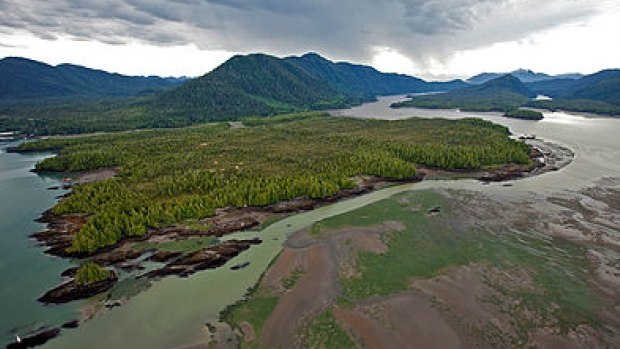 Lelu Island. Source: CBC News
